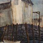 Sea Side Village by joelionbat