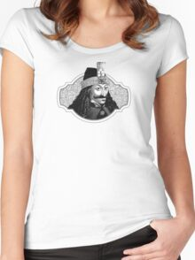 The Real Dracula - The Impaler Women's Fitted Scoop T-Shirt