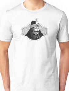 The Real Dracula - The Impaler Unisex T-Shirt