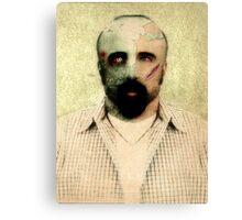 Zombie Want Brainz Canvas Print