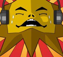Hot Goron Beats: Redux Sticker