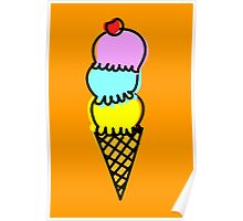 Icecream Poster