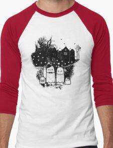 Family Portrait Men's Baseball ¾ T-Shirt