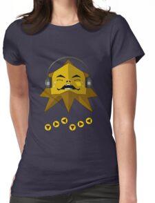 Hot Goron Beats Womens Fitted T-Shirt