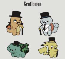 Gentlemon by shevil