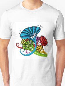 Trumpet doodle T-Shirt