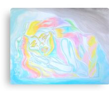 'Irisation' ~ Bright Pieces Art™ Canvas Print