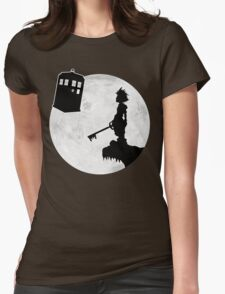The Key To Another World Womens Fitted T-Shirt