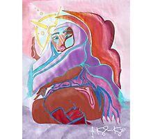 'Warrior Queen' Original Pieces Art™ Photographic Print
