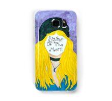 Intense Silence Samsung Galaxy Case/Skin