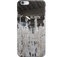 Lego Structures, High Line, New York City iPhone Case/Skin