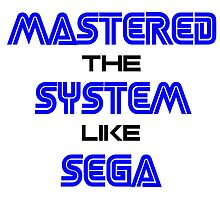 Master the system by M.B.L M2L
