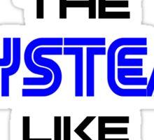 Master the system Sticker