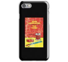 The Thing, Novelised iPhone Case/Skin
