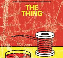 The Thing, Novelised by MrLunarbeam
