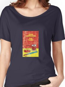 The Thing, Novelised Women's Relaxed Fit T-Shirt