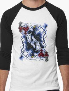 King of Heartless Men's Baseball ¾ T-Shirt
