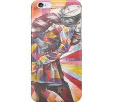 Colorful Mural, Chelsea, New York City iPhone Case/Skin