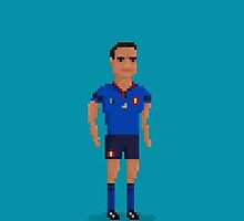 Thierry Bleu by pixelfaces