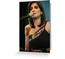 Louise Carver Greeting Card