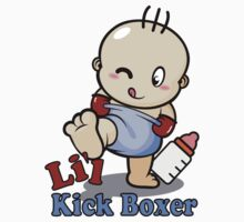 Li'l Kick Boxer :) Kids Clothes