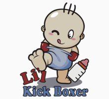 Li'l Kick Boxer :) by Anaa