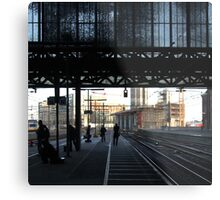 Stranger than fiction - Amsterdam CS Metal Print