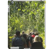 High Line Thicket, New York City's Elevated Garden and Park iPad Case/Skin