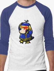 Cyduck Men's Baseball ¾ T-Shirt