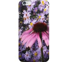 Flower on the High Line, New York City's Elevated Garden and Park iPhone Case/Skin
