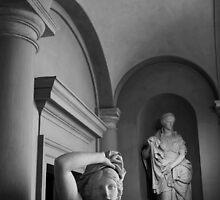 Bologna University Statues I. Italy 2011 by Igor Pozdnyakov