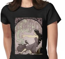 Magick Womens Fitted T-Shirt