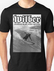 Wilber Surfboards Australia T-Shirt