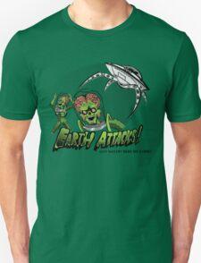 Earth Attacks! T-Shirt