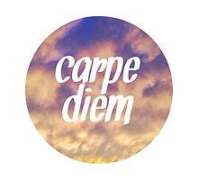 Carpe Diem Clouds by NolanRTaylor