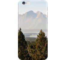 Grand Tetons iPhone Case/Skin