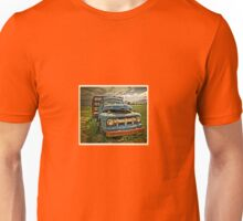 Old Blue Ford Truck Unisex T-Shirt