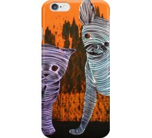 Lib 266 iPhone Case/Skin