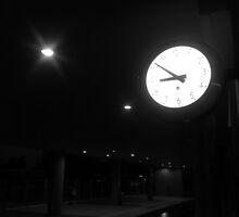 Clock by oysterhead