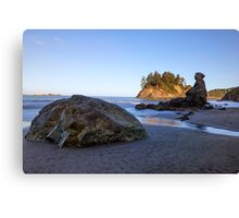 ROCK TO  ROCK TO ROCK Canvas Print