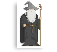 Gandalf The Gray Canvas Print
