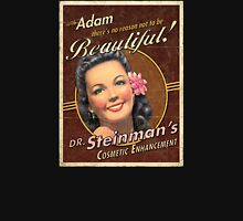 BioShock – Dr. Steinman's Cosmetic Enhancement Poster Unisex T-Shirt