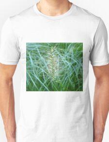 Flowering Grass Spike Unisex T-Shirt