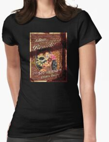 BioShock – Dr. Steinman's Cosmetic Enhancement Defaced Poster Womens Fitted T-Shirt