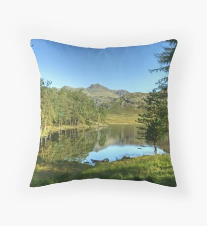 The September View Throw Pillow