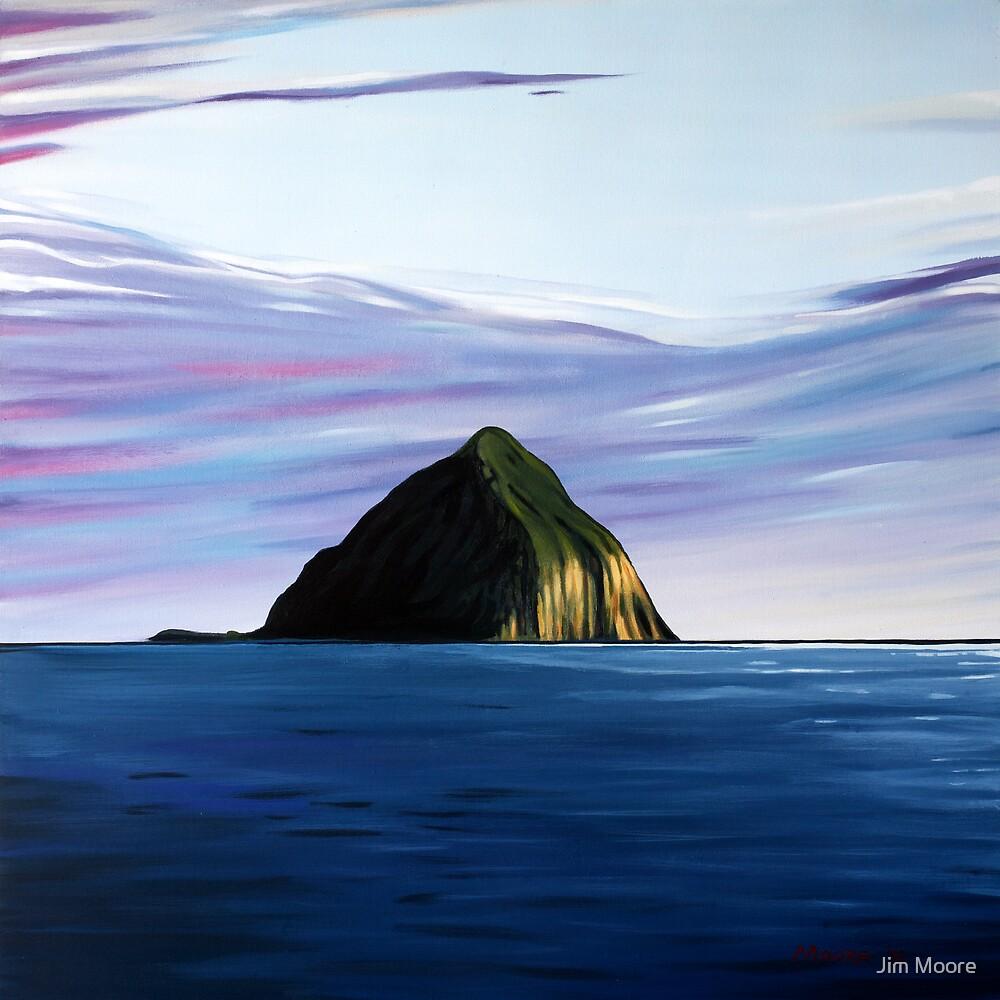 Ailsa Craig by Jim Moore