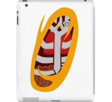 Portal to Your Insides [Orange] iPad Case/Skin