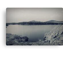 Quannah Parker Lake  Canvas Print