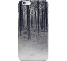 parallel forest 1 iPhone Case/Skin