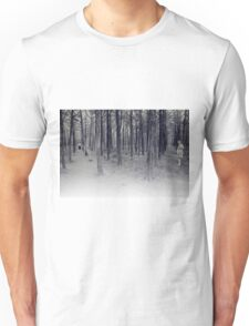 parallel forest 1 Unisex T-Shirt